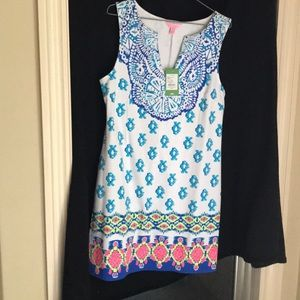 Lilly Pulitzer shift size L NWT
